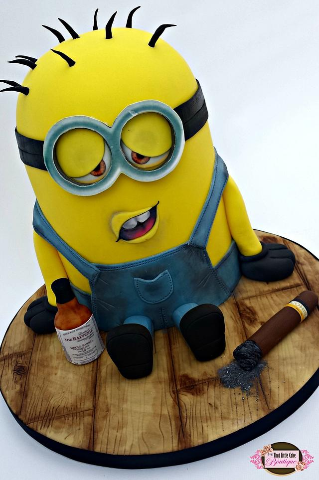 Drunk Minion!!!!