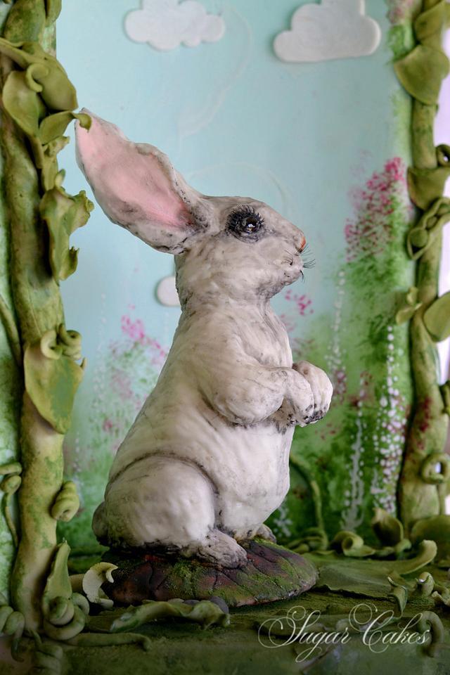 Rabbit (Animal Rights Collaboration)