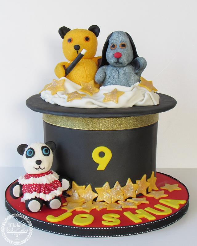 Sooty, Sweep and Sue