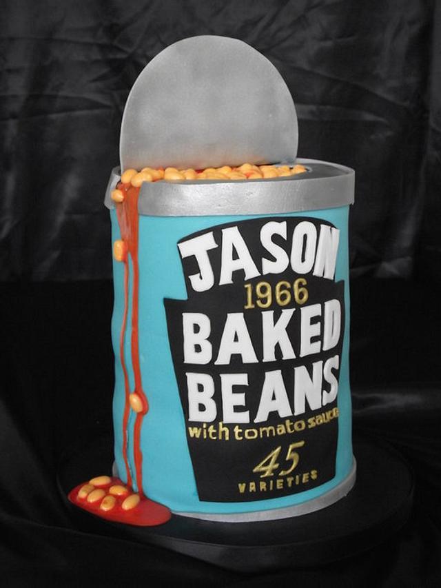 Baked Bean Tin