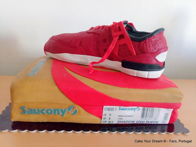 Saucony Shoe