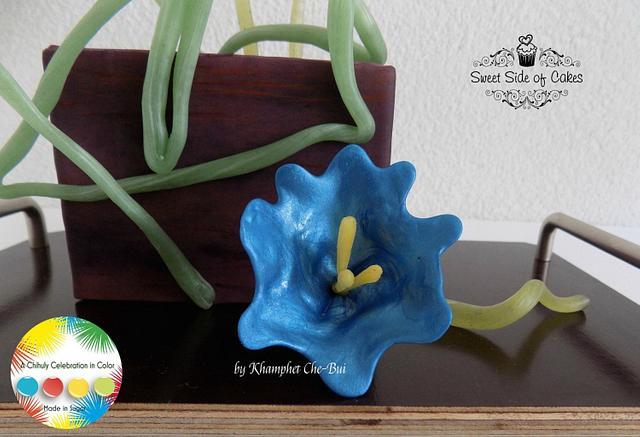 Ikebana - A Chihuly Sugar Celebration collaboration