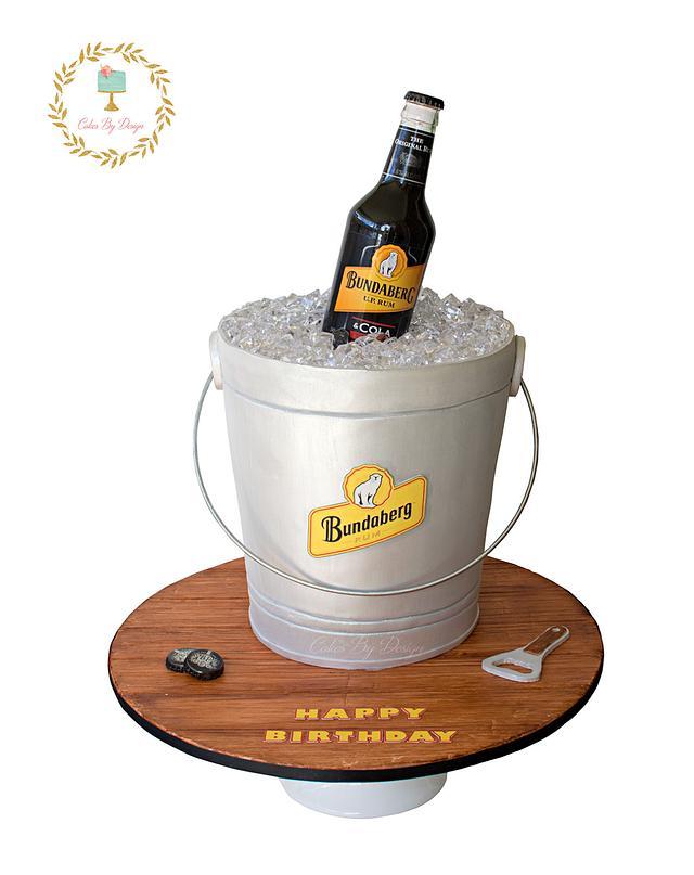 Bundaberg Rum Bucket