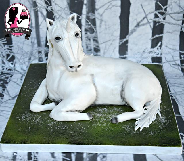Cake International Fairytale Forest Unicorn