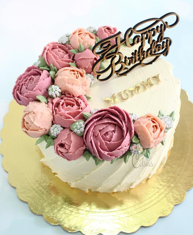 Mummy's Sweet Birthday