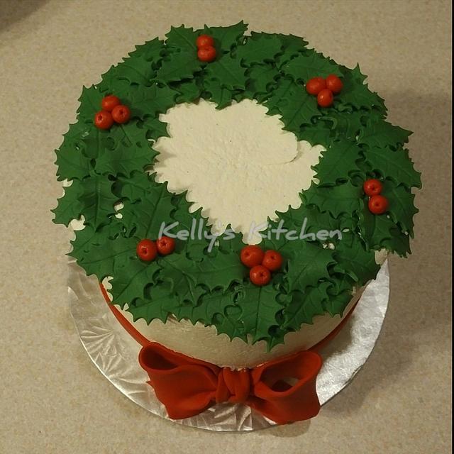 Simple Christmas cakes