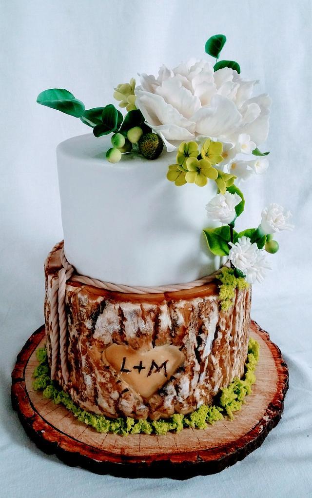 Wedding rustical