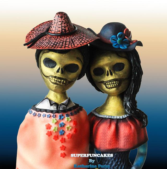 Sugar Skull Bakers 2016 Collaboration  - The Marriage