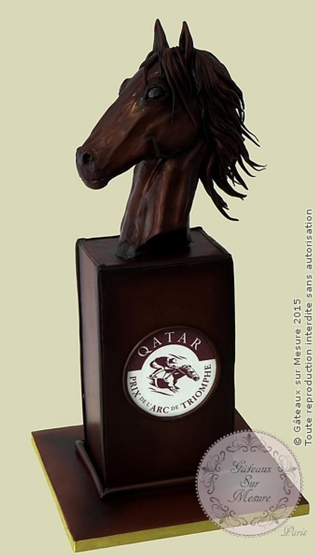 Chcolate Horse