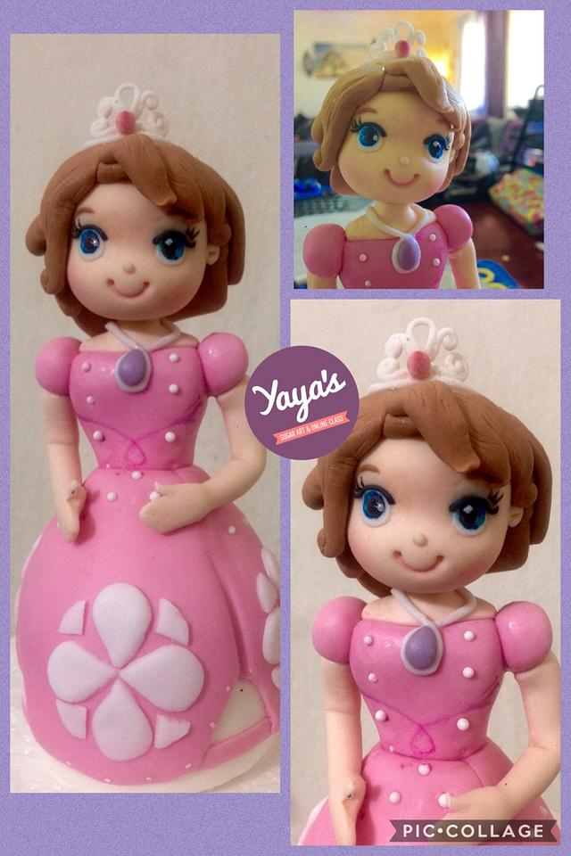 Sofia the first topper
