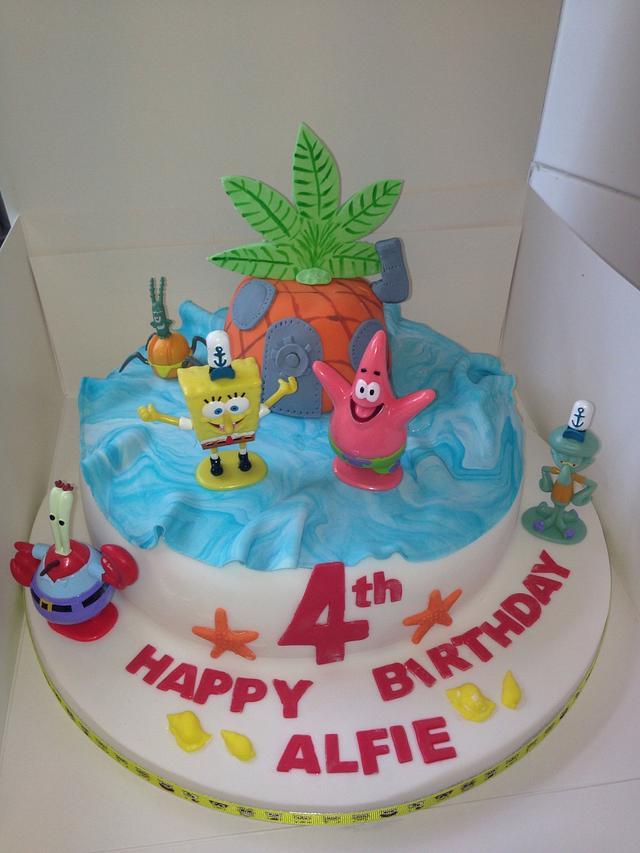 Last minute sponge bob