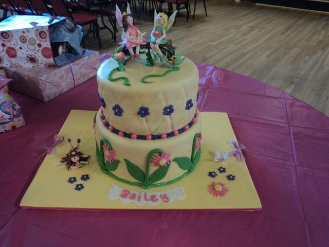 Bailey's Fairy Cake