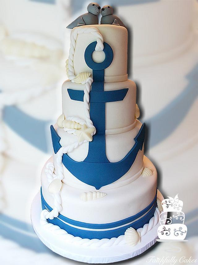 Nautical Bridal Shower