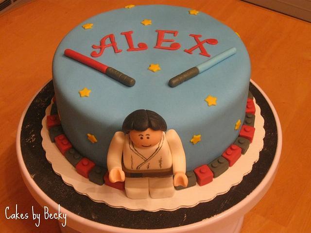 Lego Star Wars Birthday