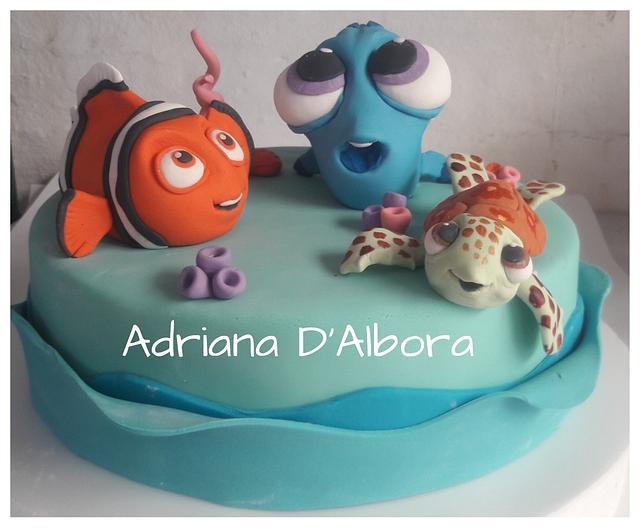 Baby Dory and Nemo