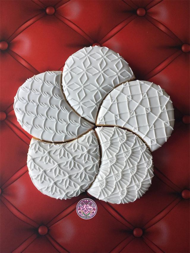 Sashiko Quilt in White