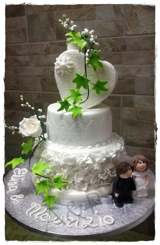 25°anniversario di matrimonio