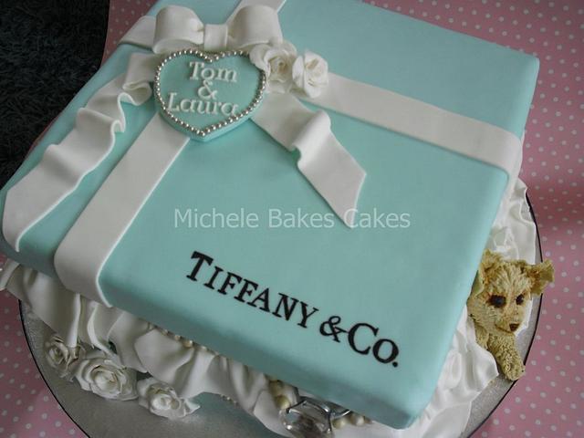 Tiffany Inspired Box