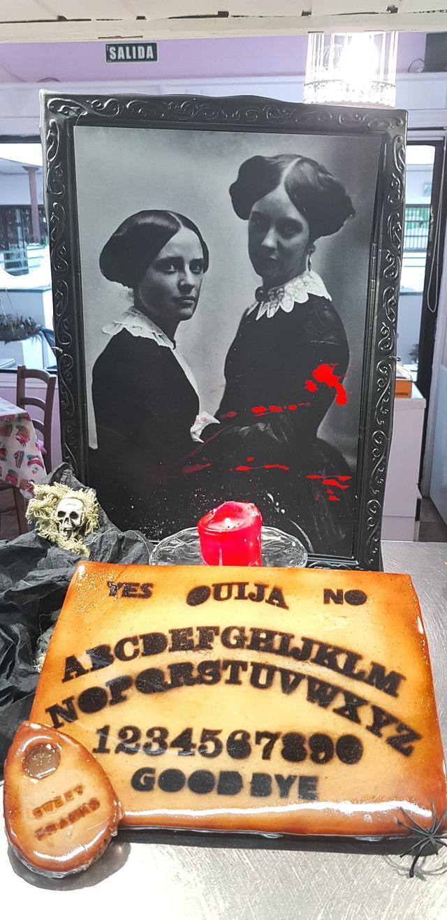 Ouija Board Cookie