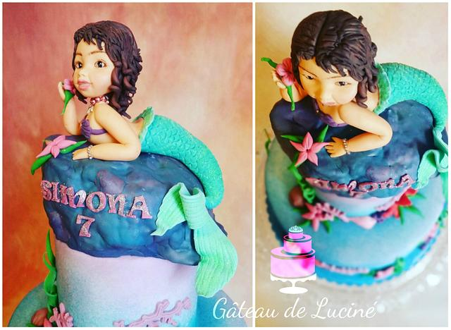 The Little Mermaid SIMONA