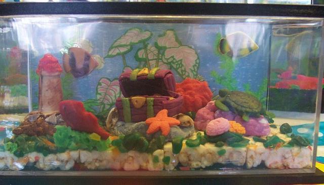 Edible Aquarium