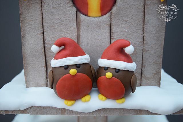 Christmas with the Robins!