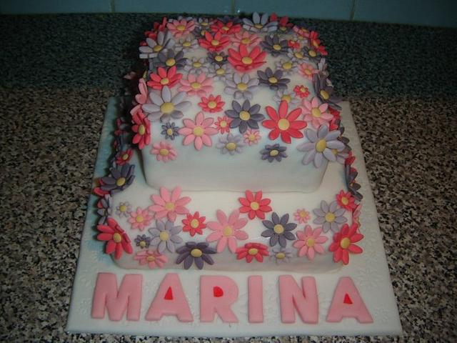 The 'Marina' Cake