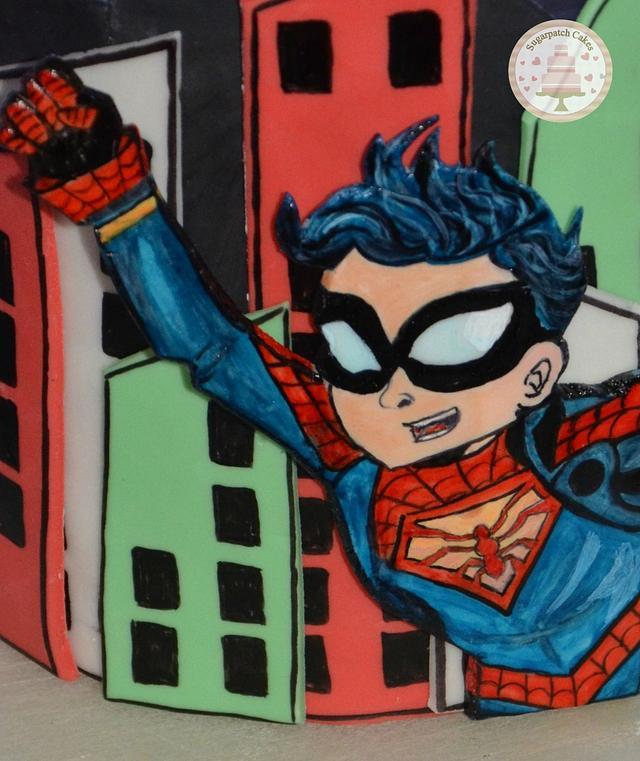 Spiderboy for Superjosh!
