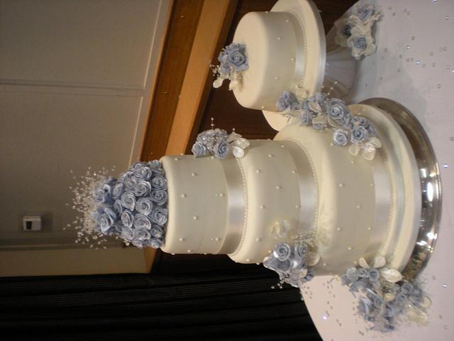 Wedding Cake 8.4.2012