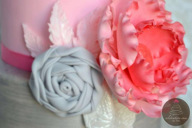Shades of Pinks and Greys