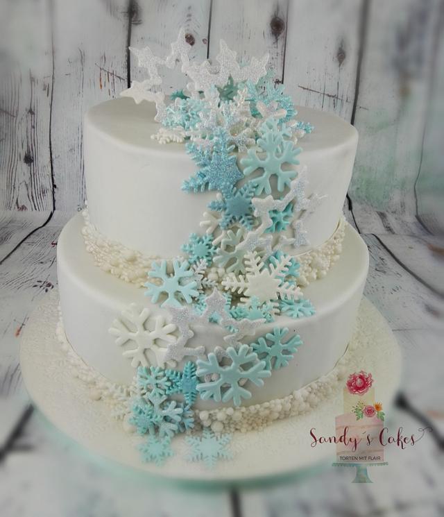 Weddingcake Happy New Year