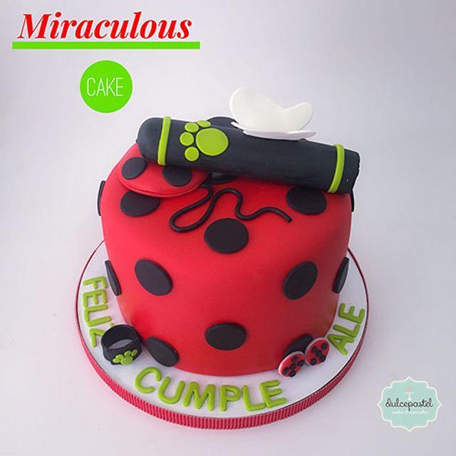 Torta Prodigiosa - Miraculous Cake