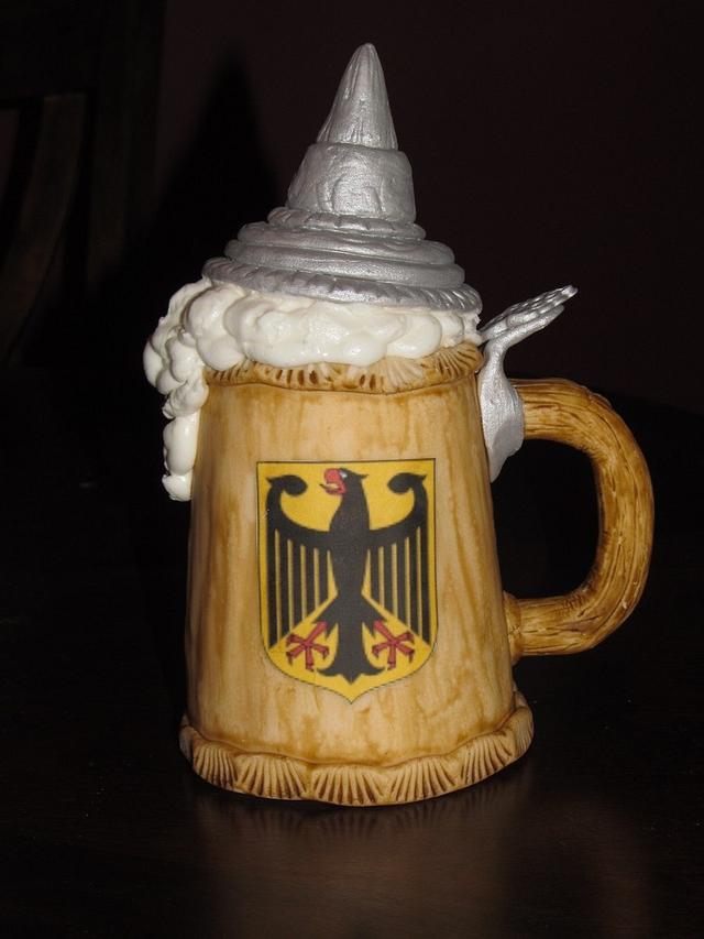 German Bier Stein!