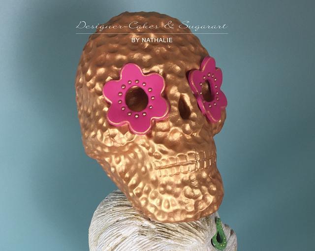 Sugar Skull Bakers Collaboration