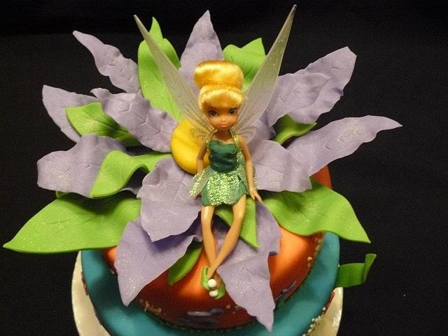 Jasmin's Tinkerbell