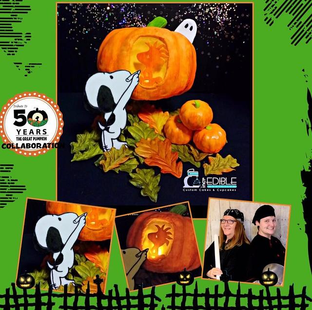 Snoopys' Woodstock Carving - The Great Pumpkin Collaboration
