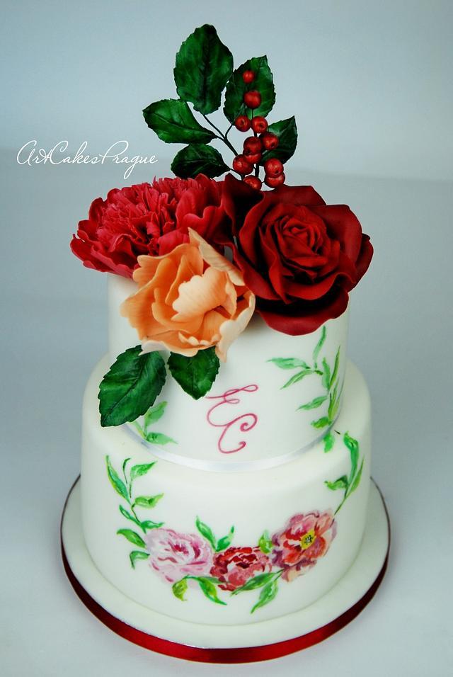 Love is always blooming!
