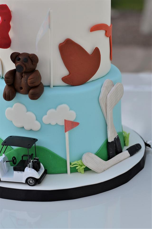 Montage Cake