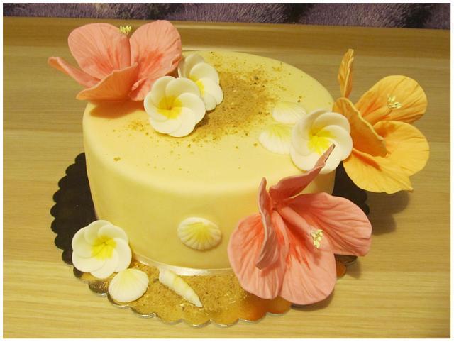 Summer cake....