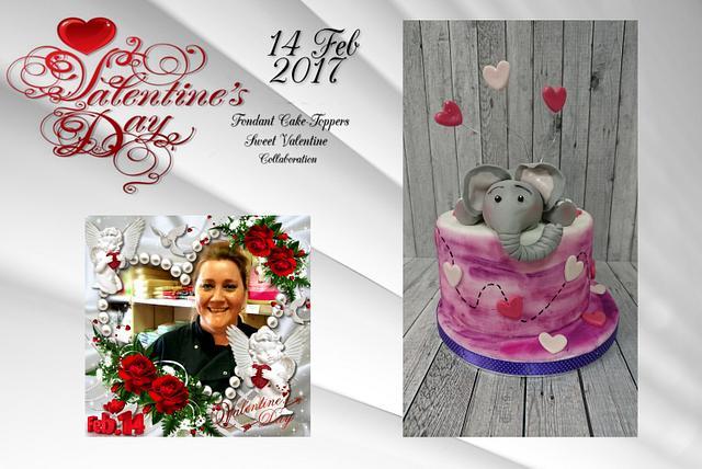 Sweet Valentine Collaberation 2017