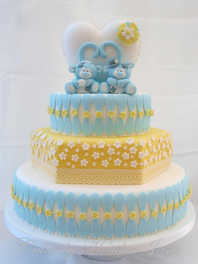 Blue Nosed Monkey wedding