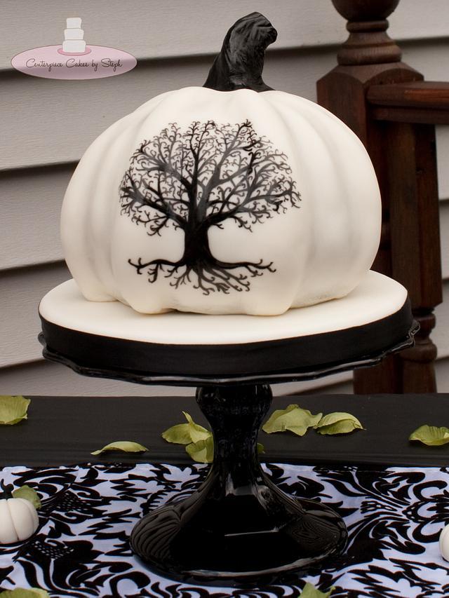 Tree Of Life Pumpkin