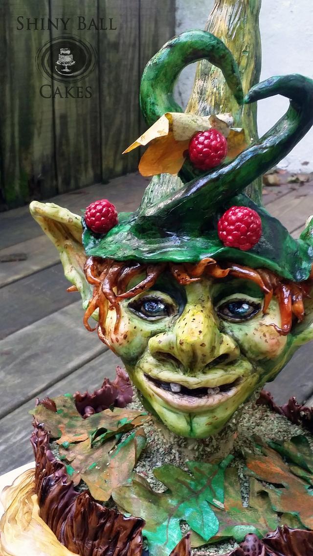 Bob - the wood elf (Woodland Fairies Collaboration)