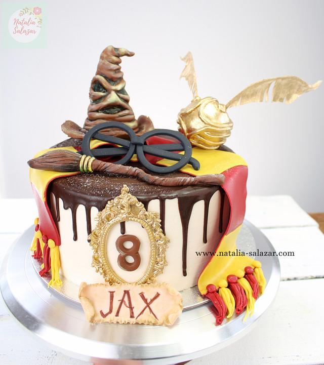 Harry Potter cake  Natalia Salazar