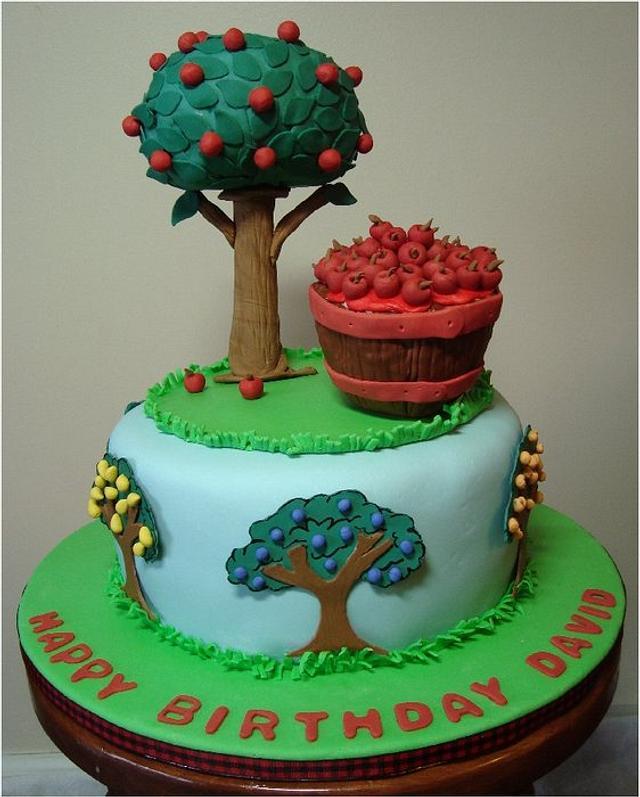 Orchard Cake
