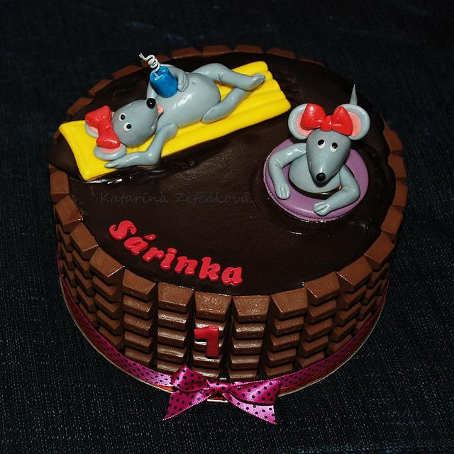 mouses cake