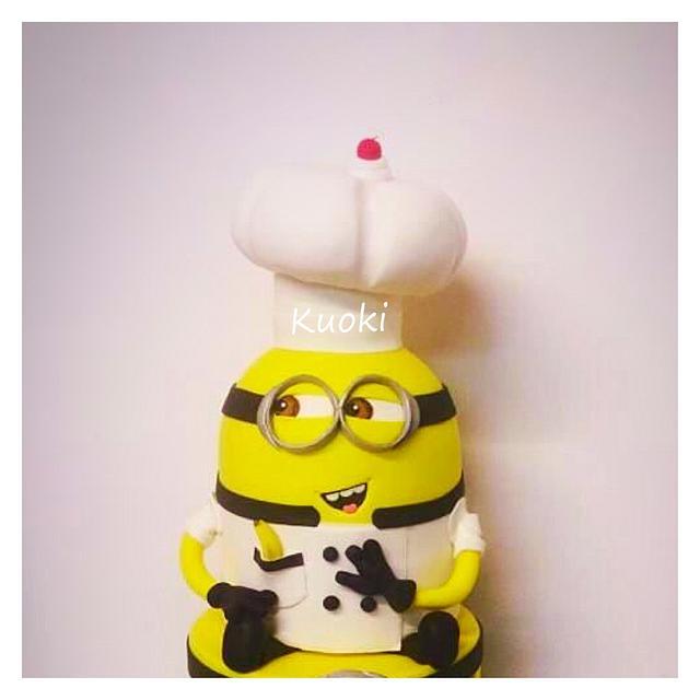 Minions Chef