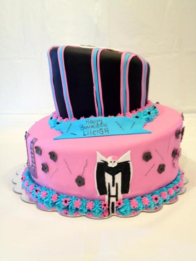 Monster High Topsy Turvy