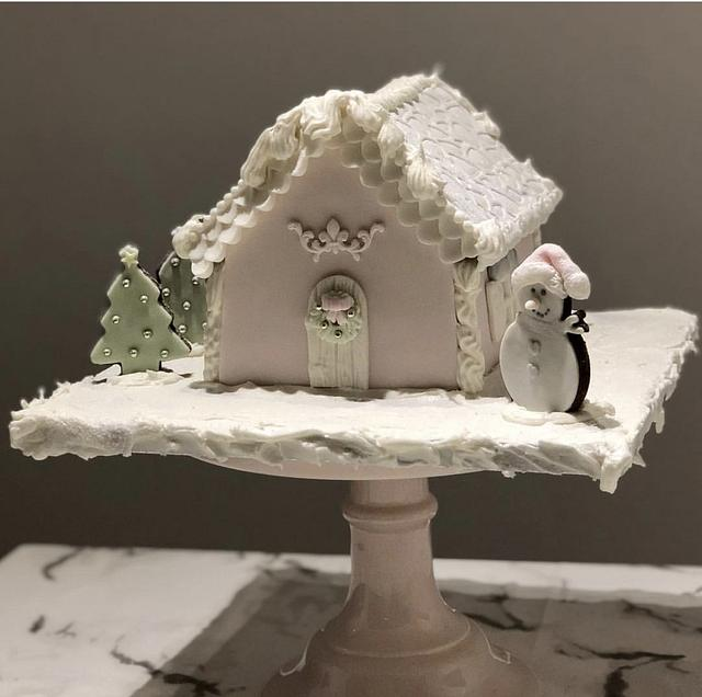 Gingerbread House 2018