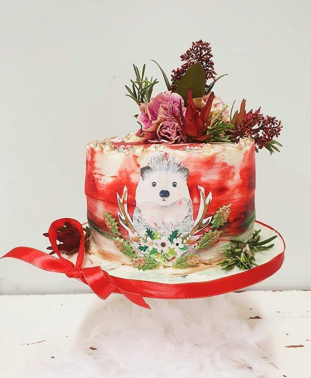 All christmas cakes